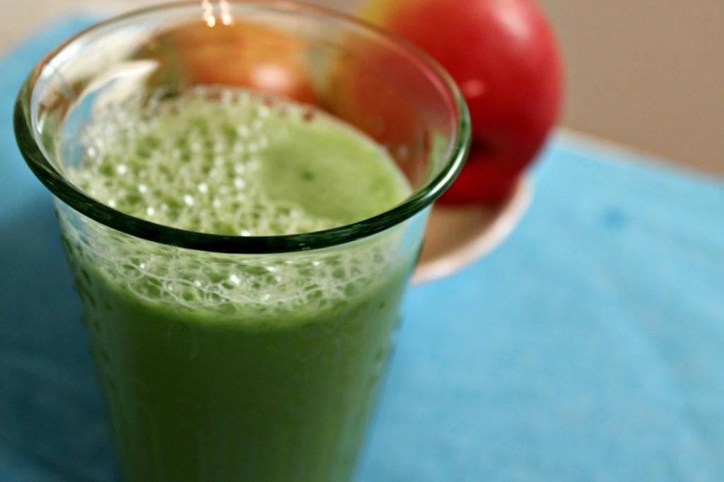 Cucumber Apple Juice